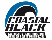 COASTAL BLACK® Finish